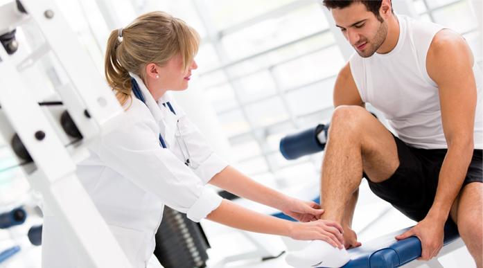 ballerup fysioterapi centrumgaden